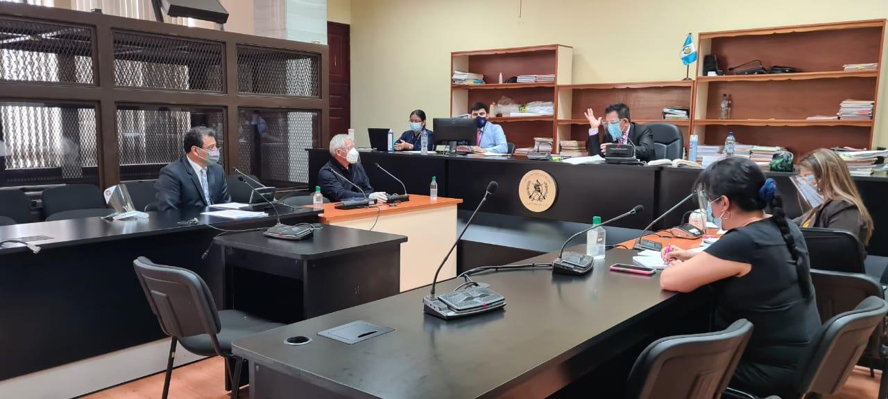 Otto Pérez Molina pide arresto domiciliario