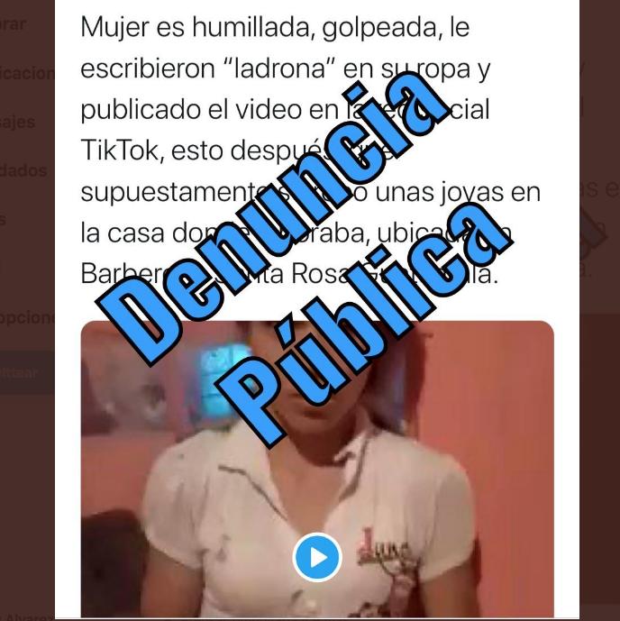 PDH da seguimiento a denuncia por agresión contra trabajadora en Barberena