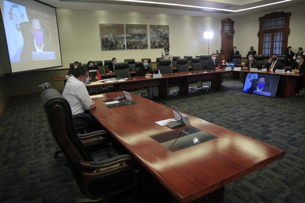 Reunión de Consejo de Ministros