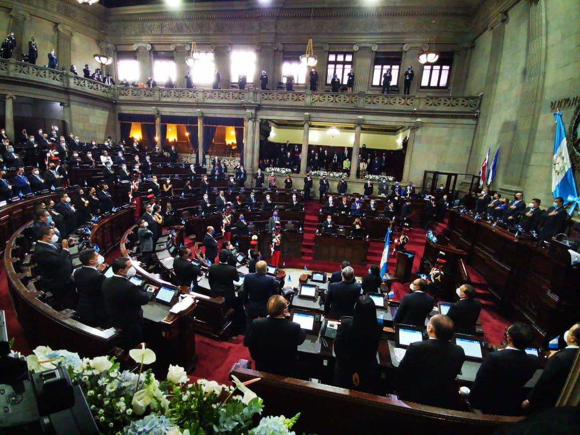 Sesión solemne de Independencia se realiza en el Congreso