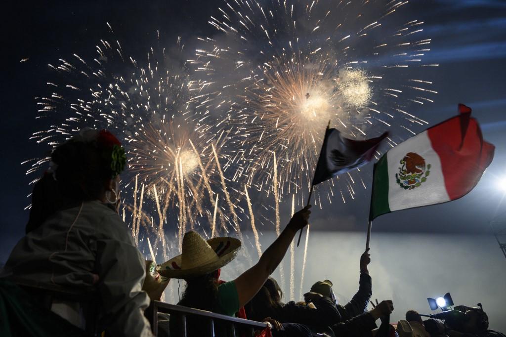 Grito de Independencia de México