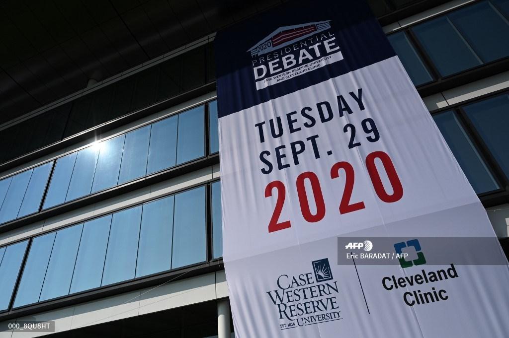 Primer debate presidencial en Estados Unidos 2020