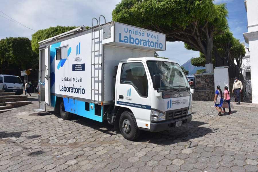 Unidad Móvil de Laboratorio