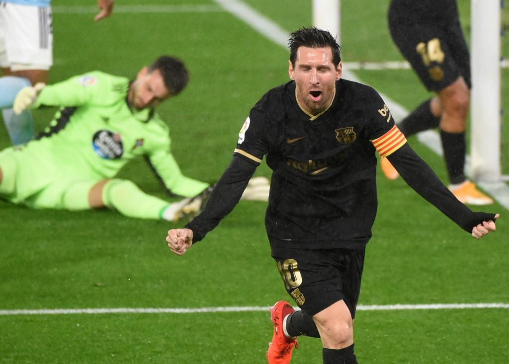 Barcelona vence al Celta de Vigo
