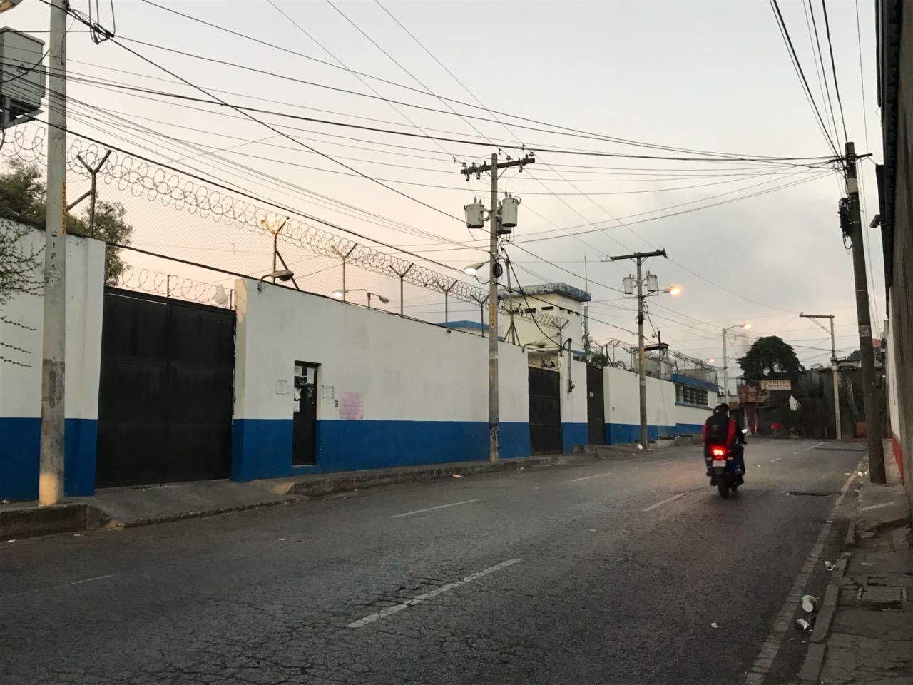 Centro correccional Gaviotas.