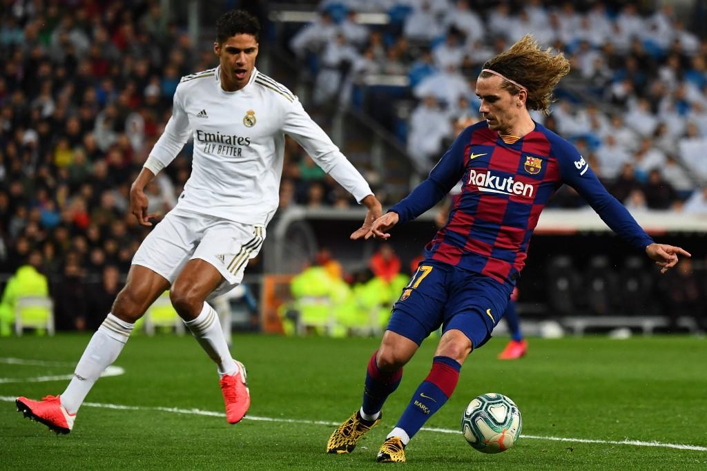 Convocados del Barcelona y el Madrid para el Clásico