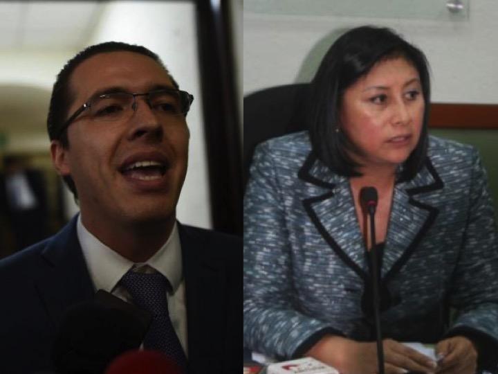 Felipe Alejos y Delia Bac son sancionados por EE. UU.