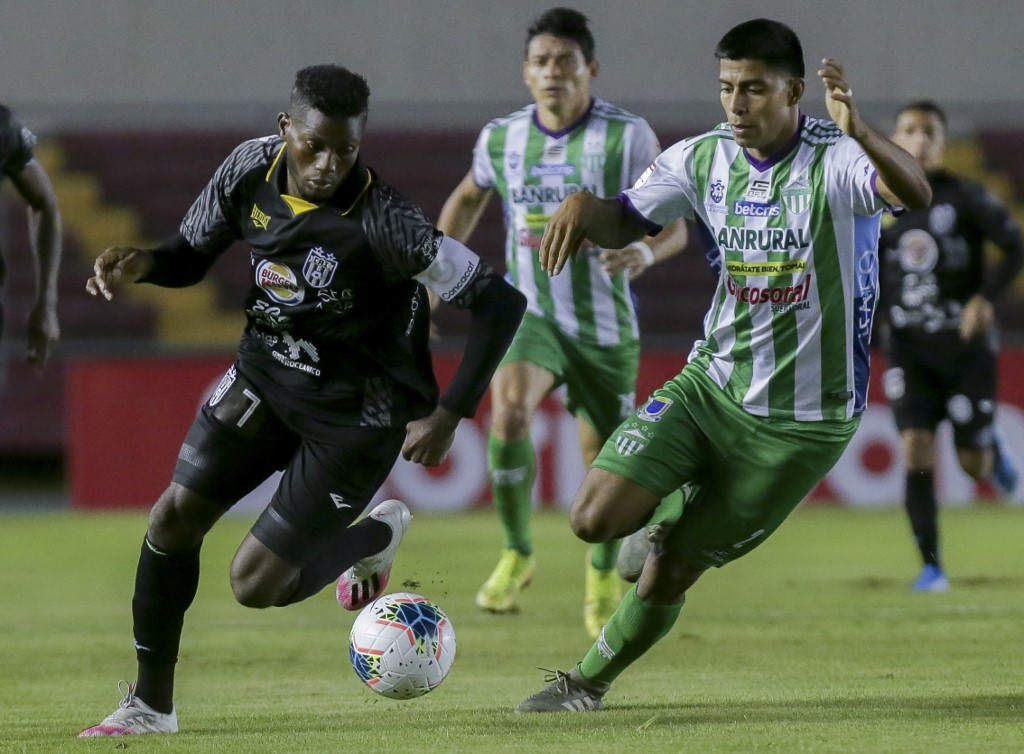 Resultado Independiente vs Antigua GFC, Liga Concacaf