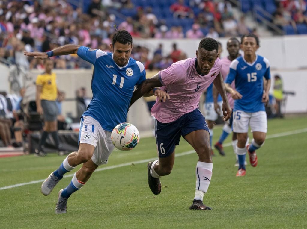 Barrera es convocado para el amistoso entre Nicaragua y Guatemala