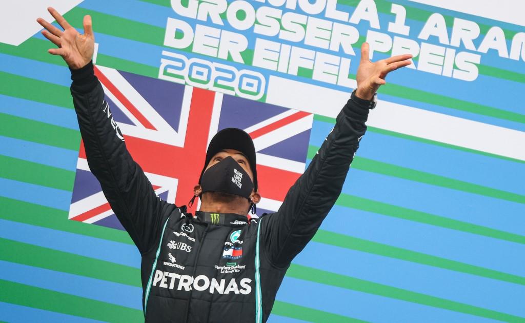 Lewis Hamilton llega a su victoria 91 en Fórmula Uno
