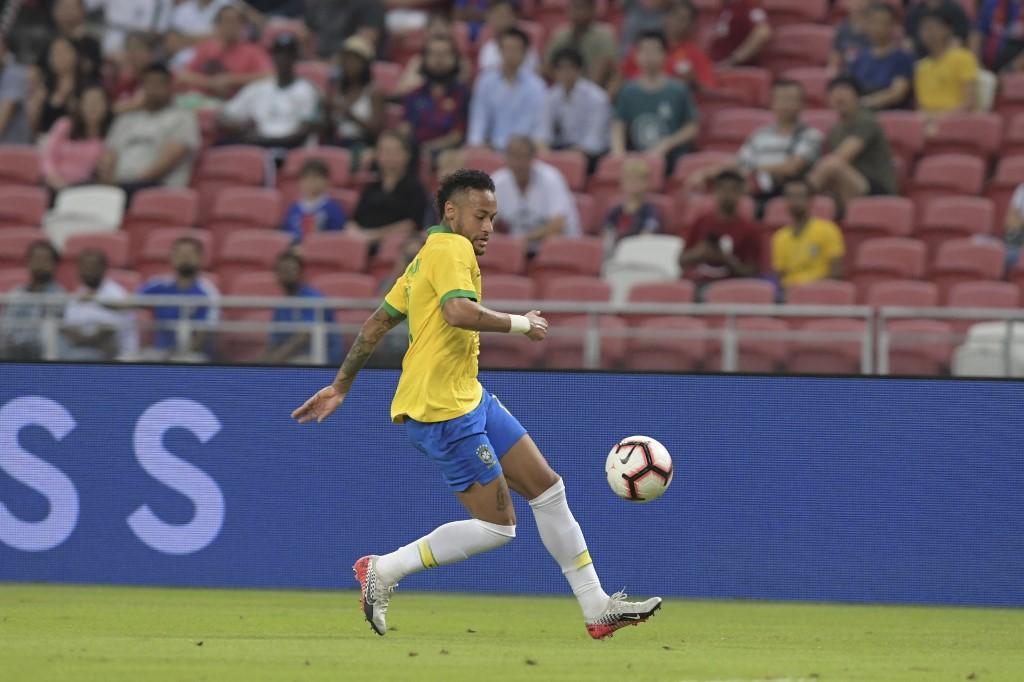 Neymar Jr. es duda para el partido entre Brasil y Bolivia