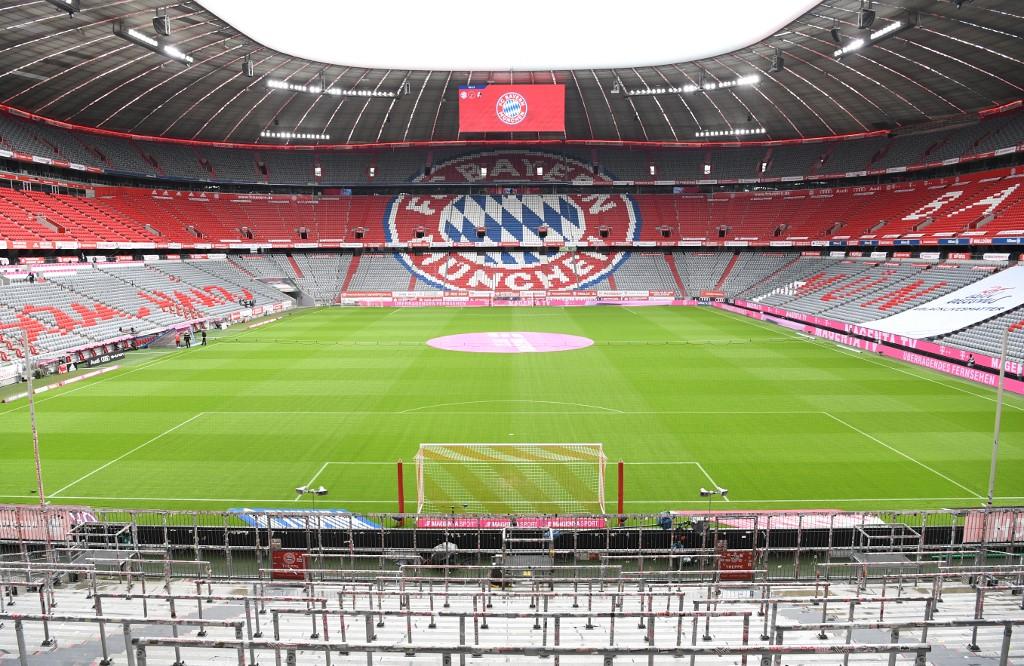 Bayern Münich ante Atlético se jugará a puerta cerrada