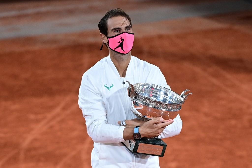 Rafael Nadal gana su décimo tercer Roland Garros