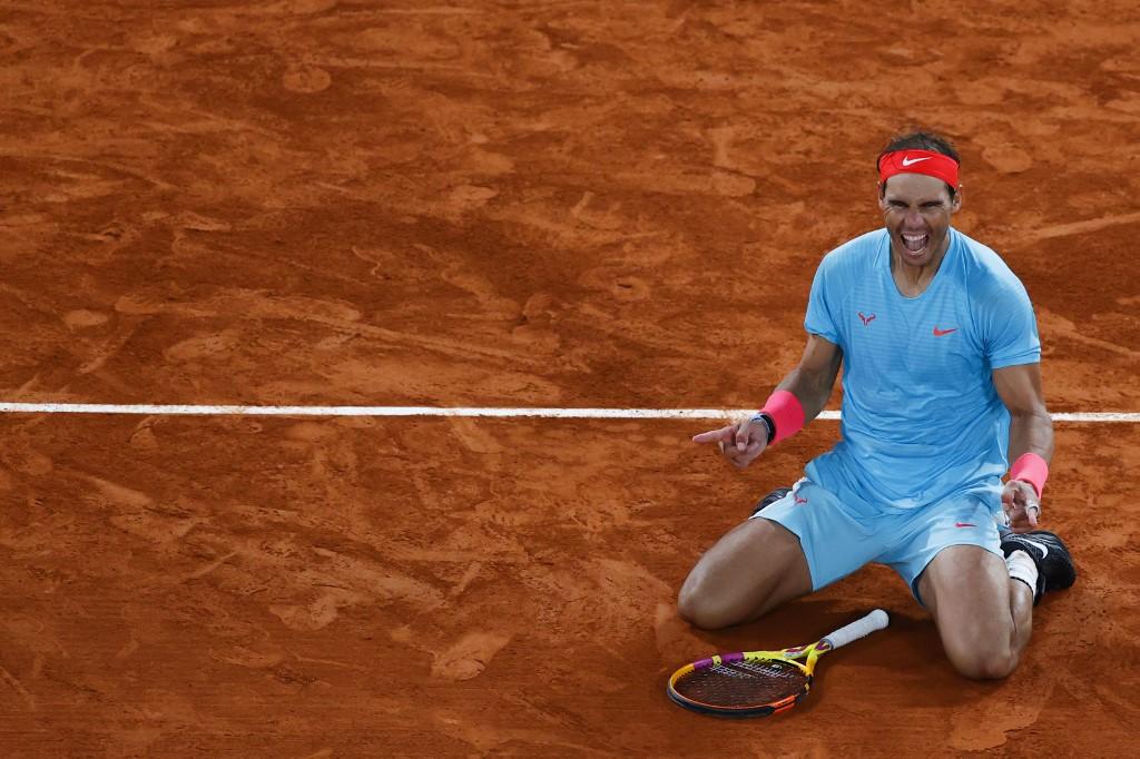 Rafael Nadal vence a Novak Djokovic en la final del Roland Garros