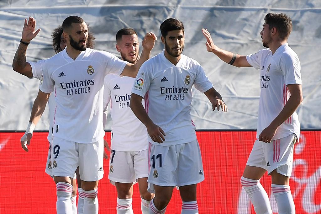 Real Madrid derrota al Huesca