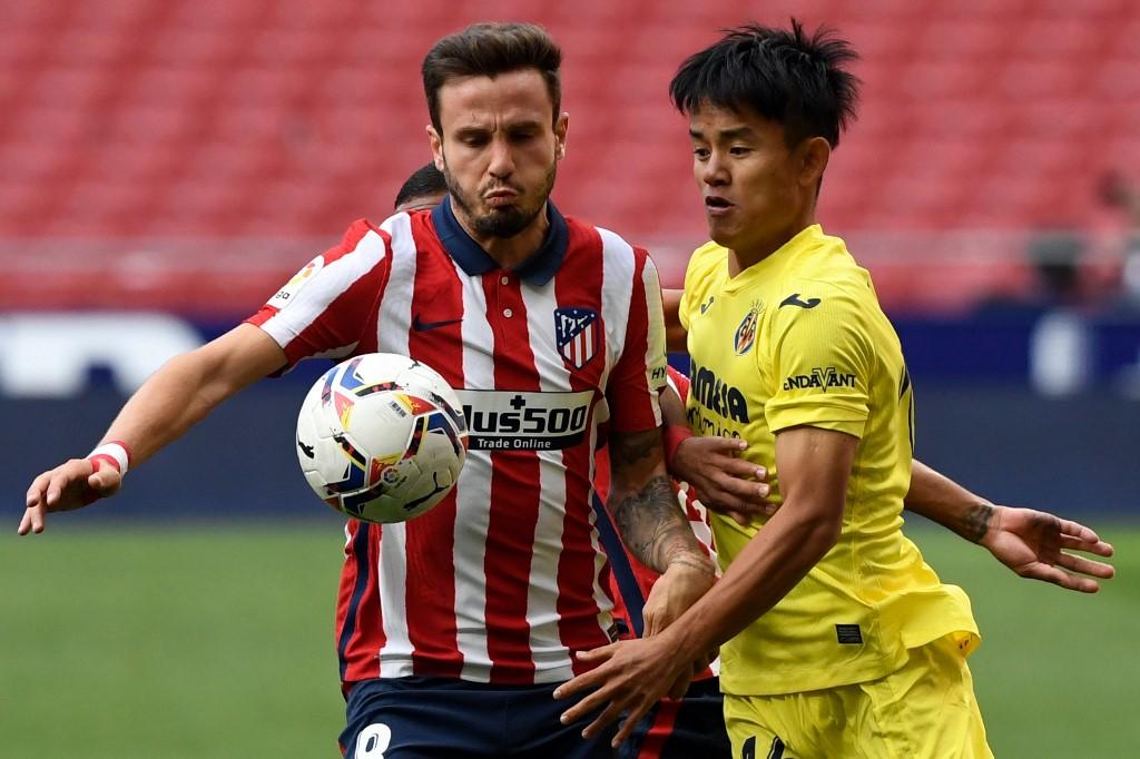Atlético de Madrid empata ante el Villareal