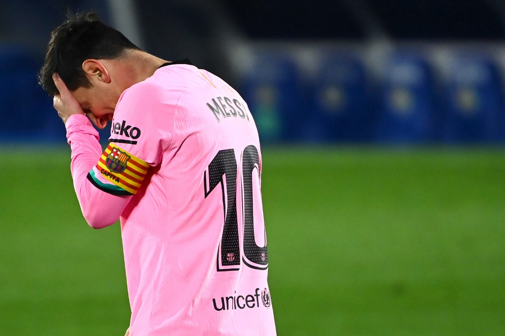 Getafe vence al Barcelona