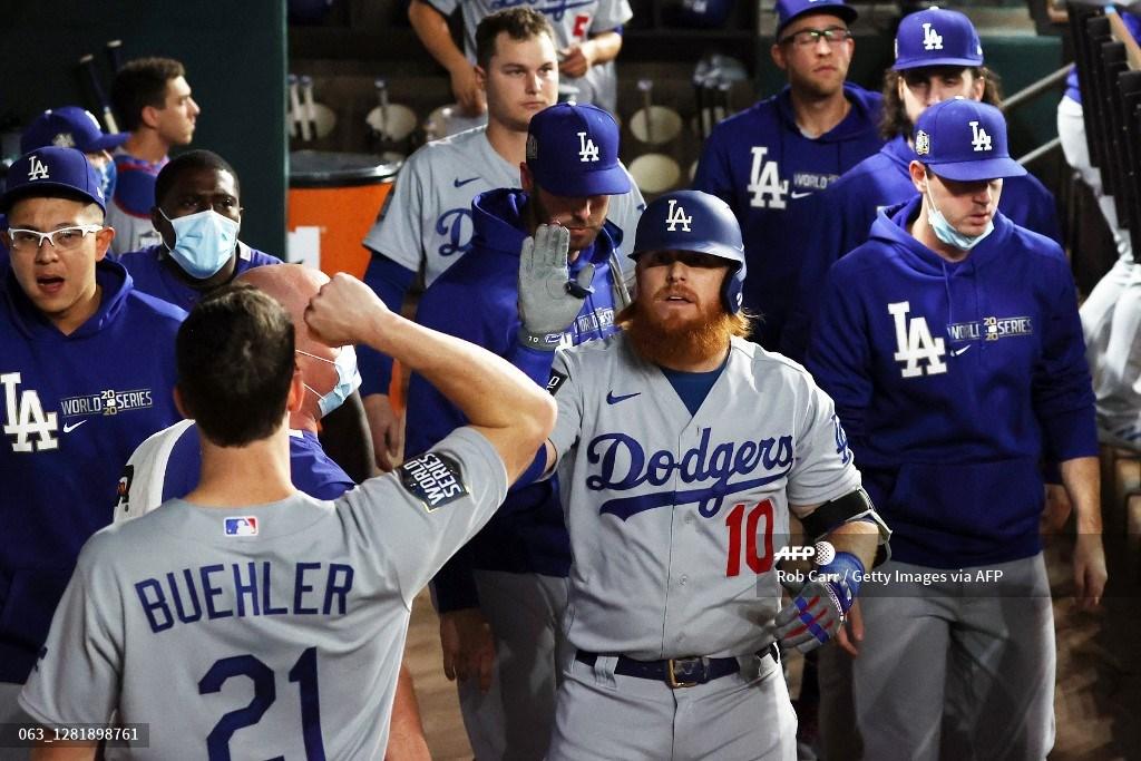 Resultado tercer partido Rays vs Dodgers, Serie Mundial