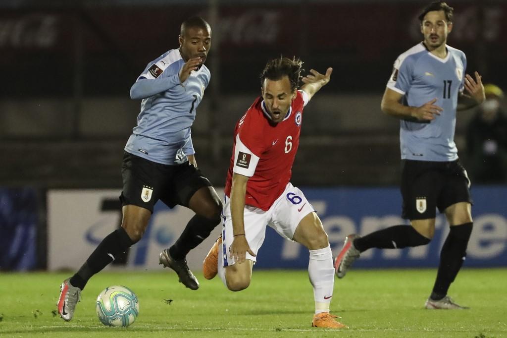 Resultado Uruguay vs Chile, eliminatorias de Conmebol rumbo a Catar 2022