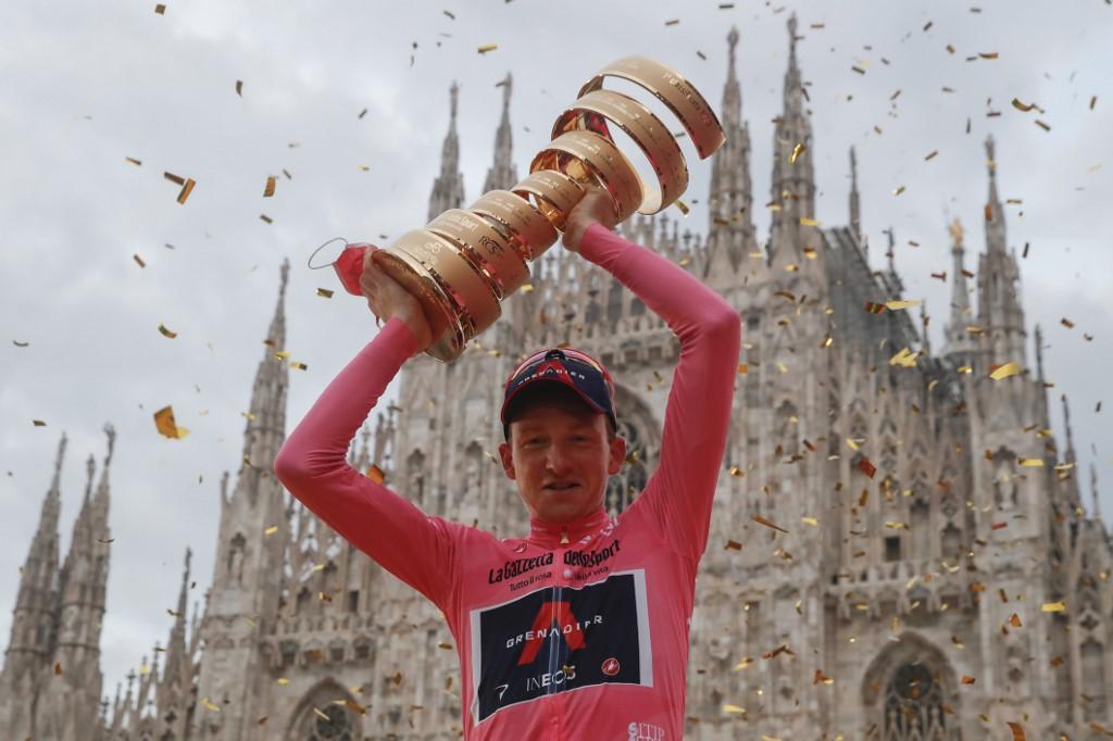 Tao Geoghegan Hart gana el Giro de Italia 2020