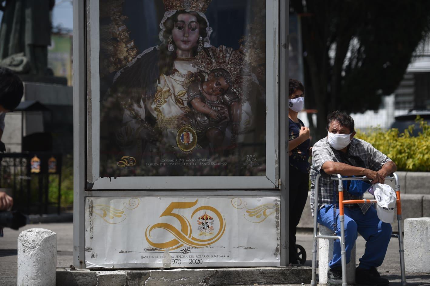 Fiesta de la Virgen del Rosario.