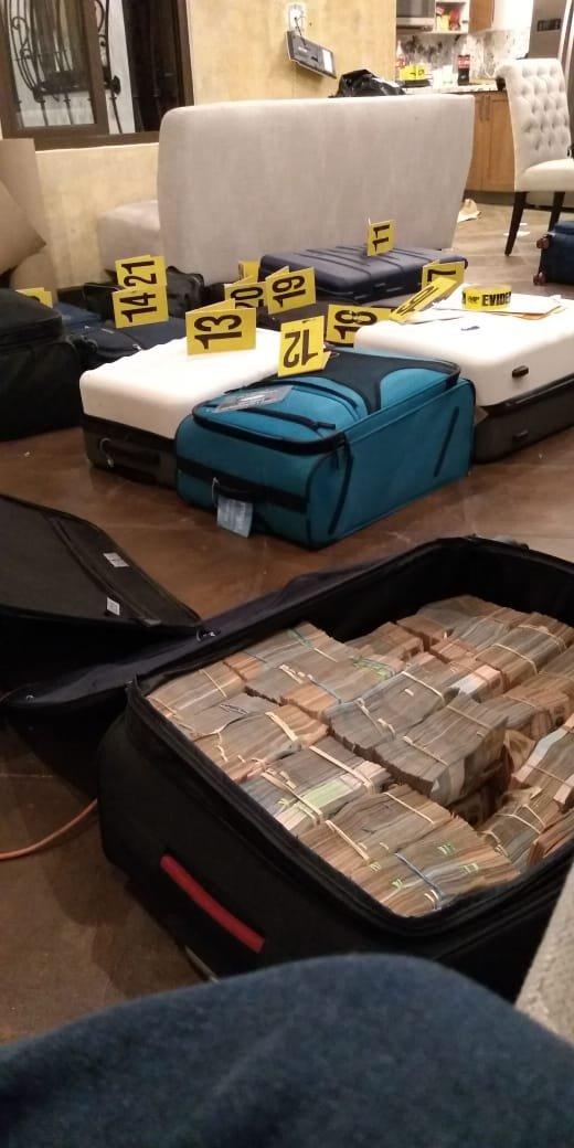 Guillermo Castillo se pronuncia por dinero incautado en La Antigua Guatemala.