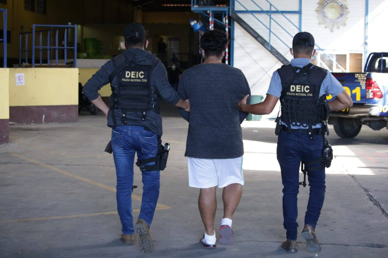nicaragüense es capturado por violación a mujeres