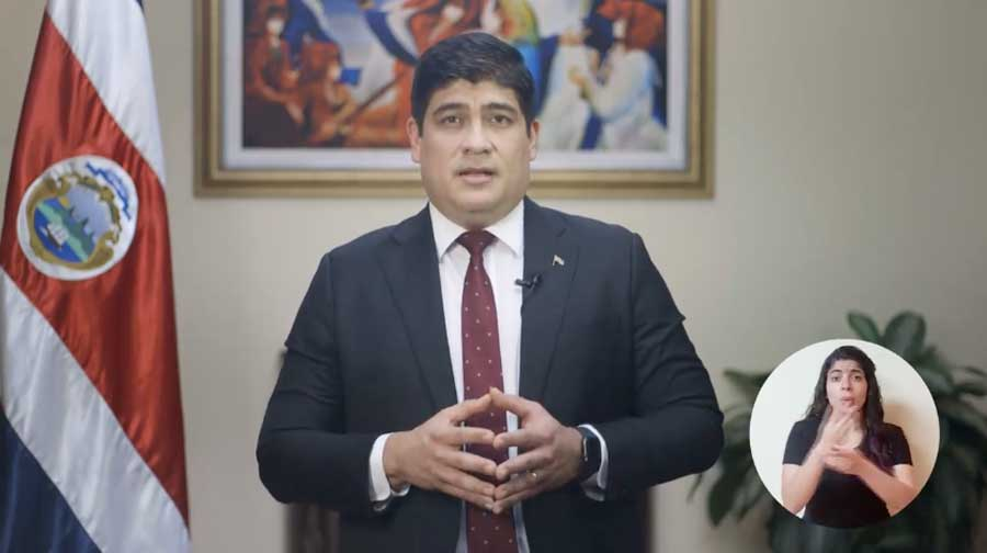 Carlos Alvarado Quesada