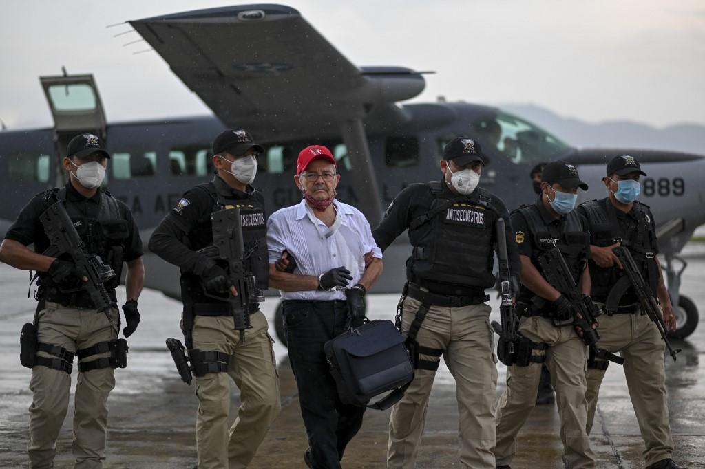 César Montes es capturado