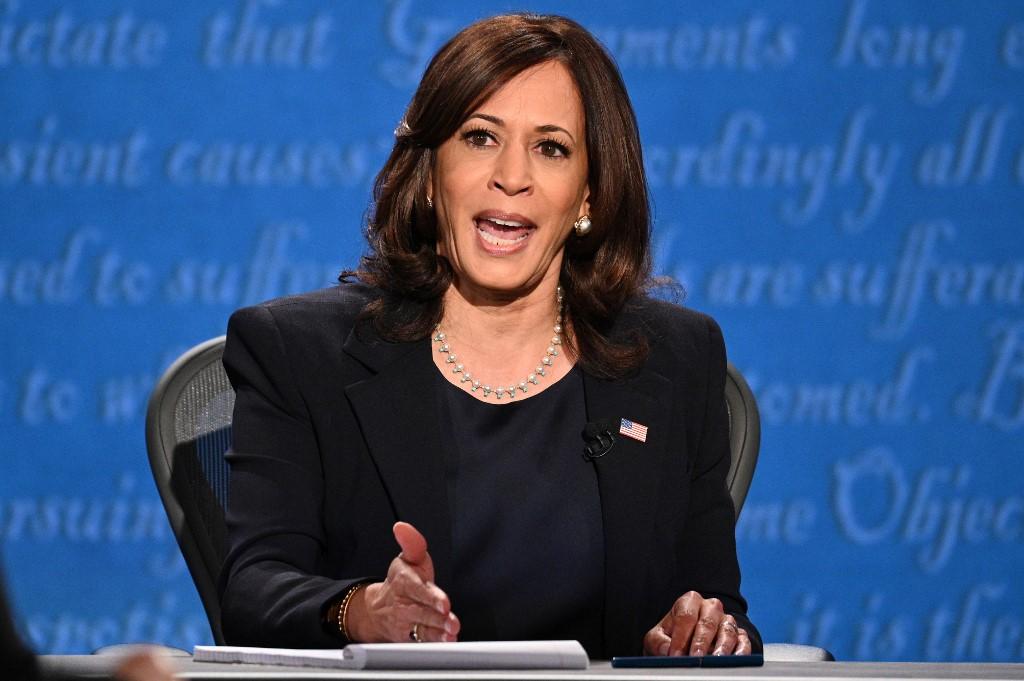 Kamala Harris, candidata demócrata a la vicepresidencia de Estados Unidos