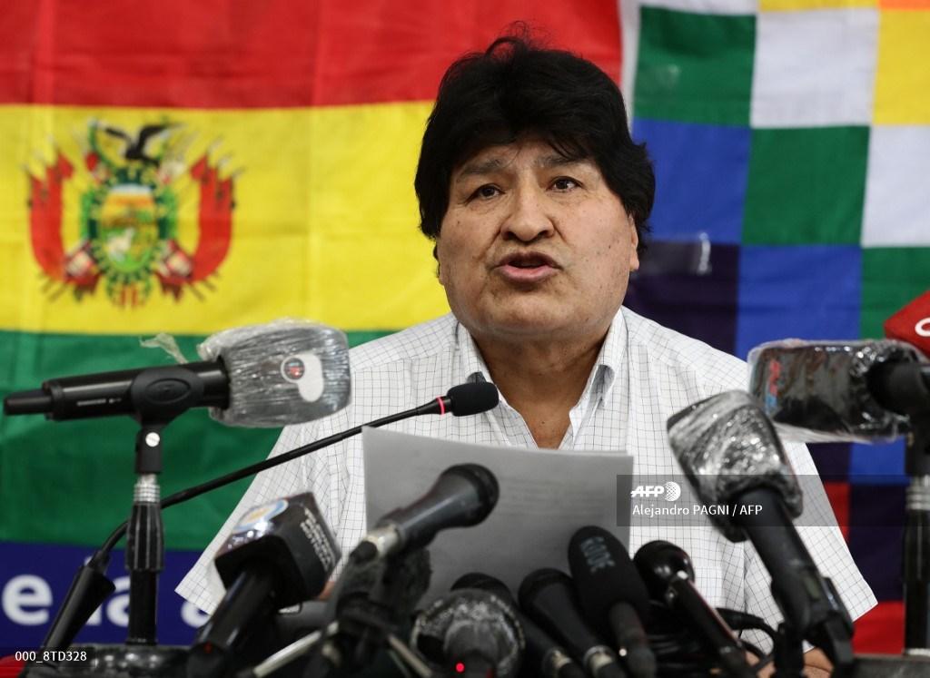 Evo Morales se pronuncia sobre elecciones en Bolivia