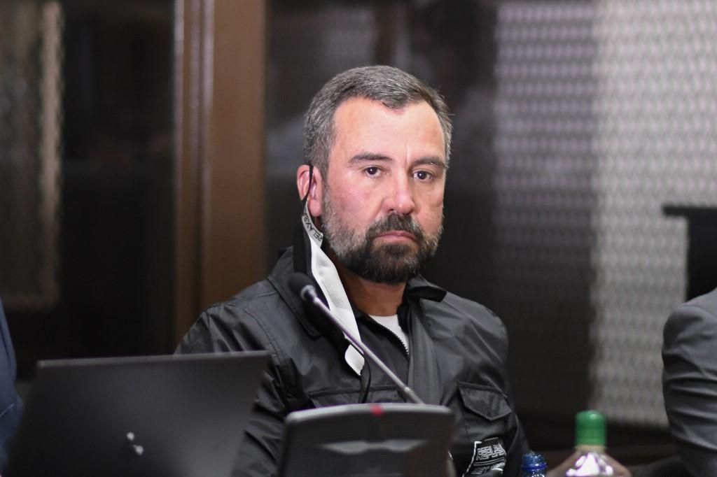 Exministro de Comunicaciones, Alejandro Sinibaldi.