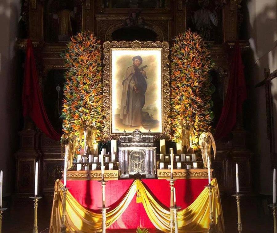 Festividad de San Judas Tadeo