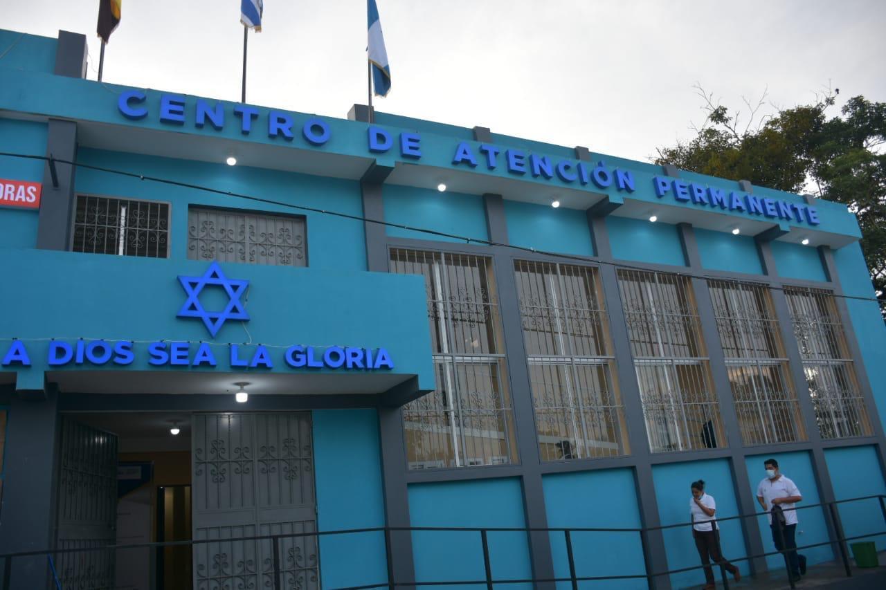Habilitan centro de salud en San Martín Zapotitlán, Retalhuleu