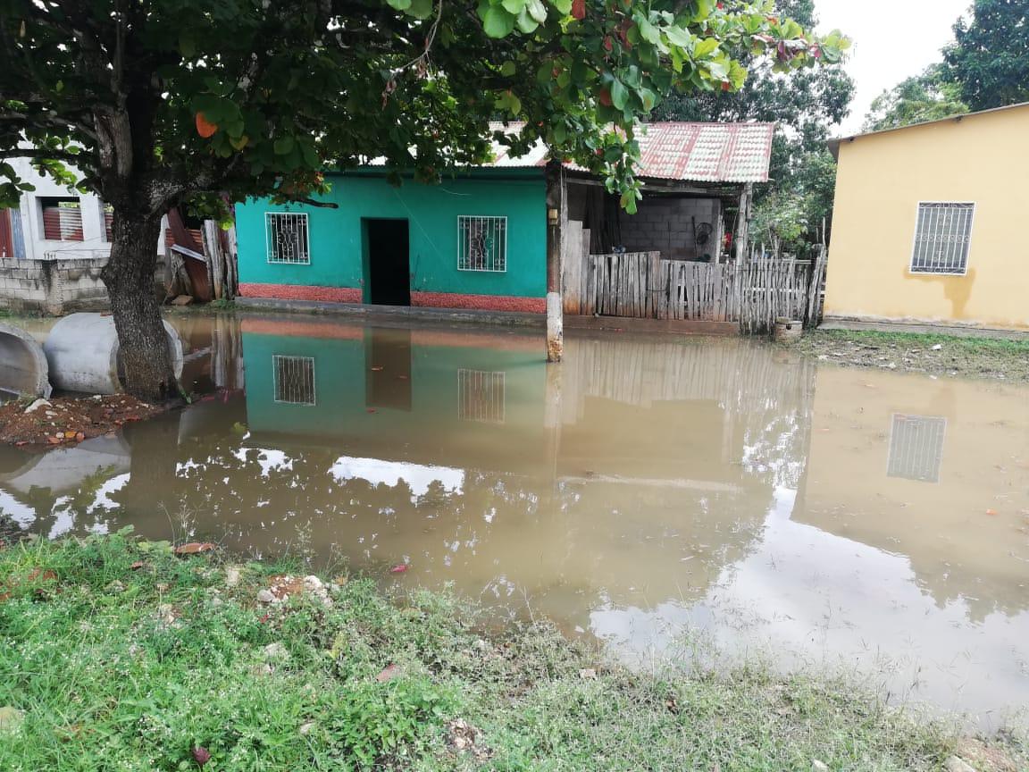 inundación en Petén