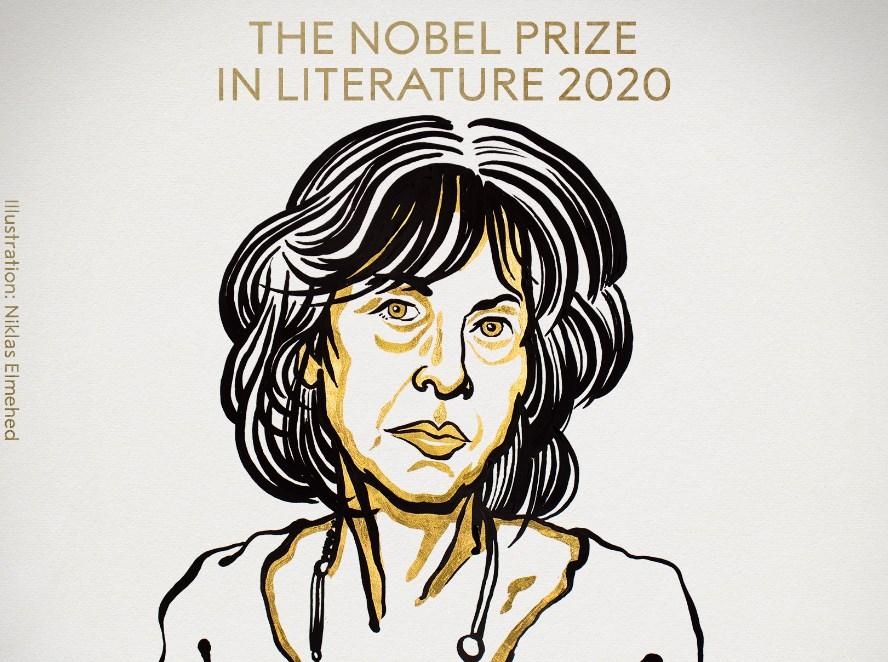 La poeta Louise Glück gana el Premio Nobel de Literatura