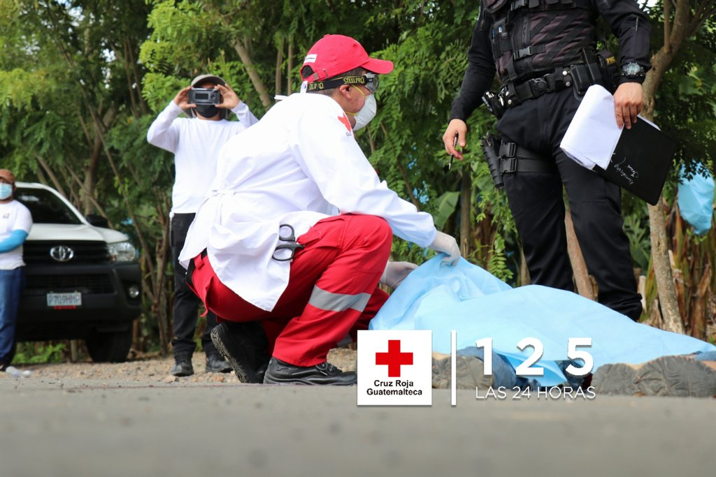Integrante de caravana proveniente de Honduras muere en Izabal