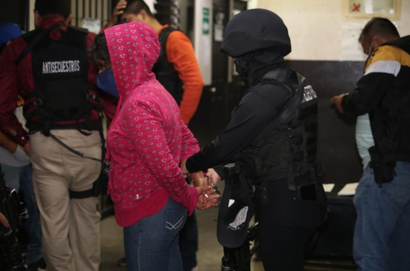 Mujer fingió secuestro