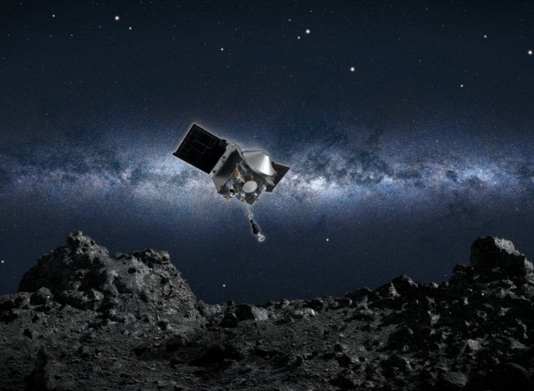 Sonda espacial OSIRIS-REx