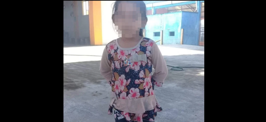 niña guatemalteca
