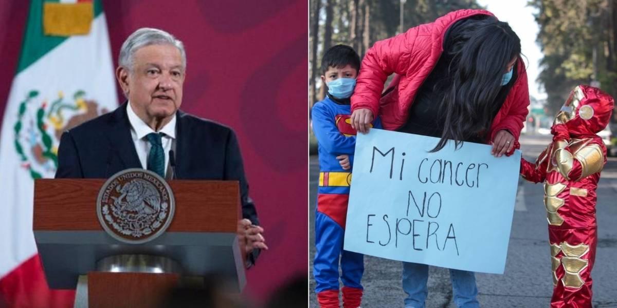 niños con cáncer México 1