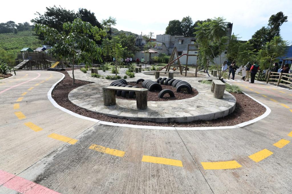 parque zona 18