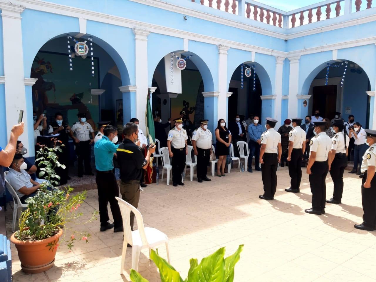 San Idelfonso Ixtahuacán ya cuenta con subestación de la PNC