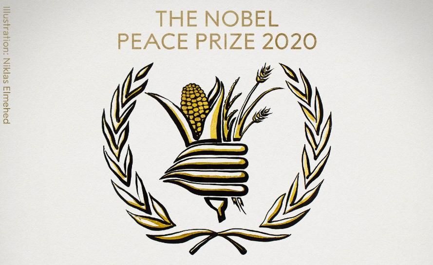 El Programa Mundial de Alimentos (PMA) gana el Premio Nobel de la Paz 2020