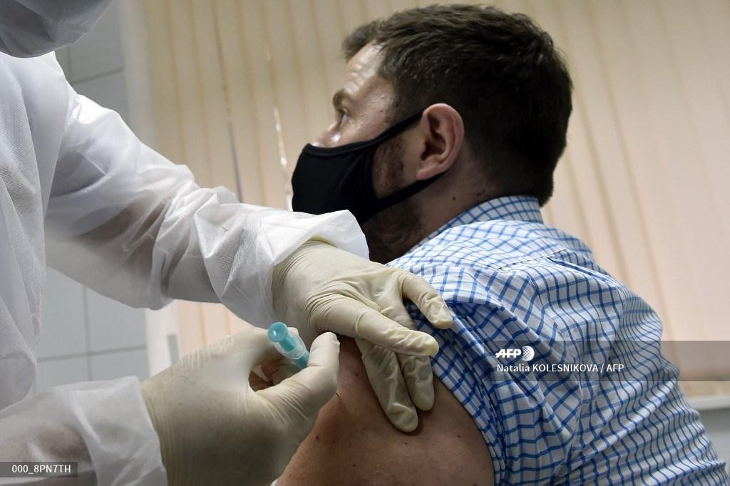 Buscan vacuna contra el COVID-19.