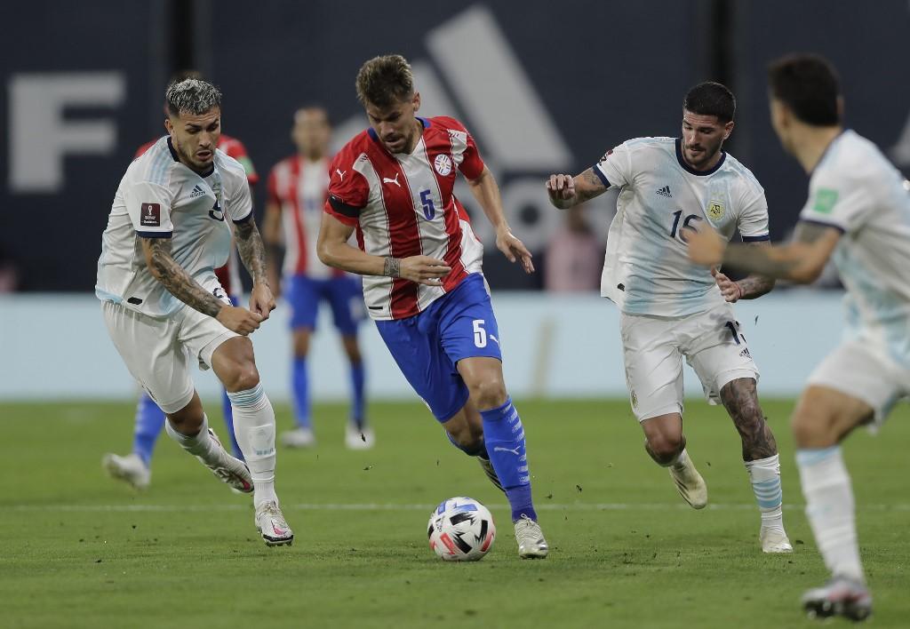 Resultado Argentina vs Paraguay, eliminatorias de Conmebol