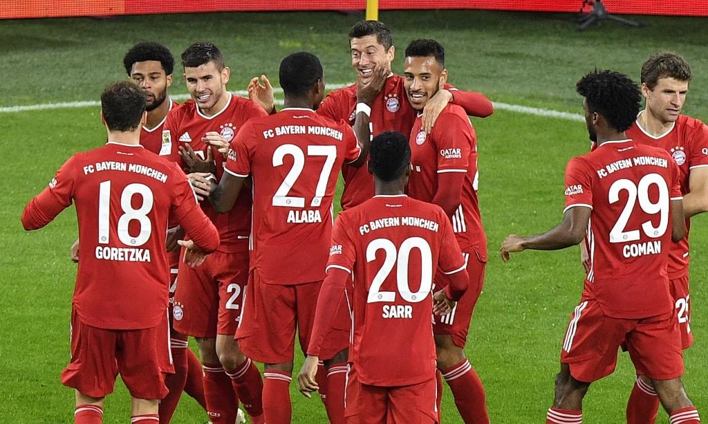 Bayern Münich derrota al Borussia Dortmund