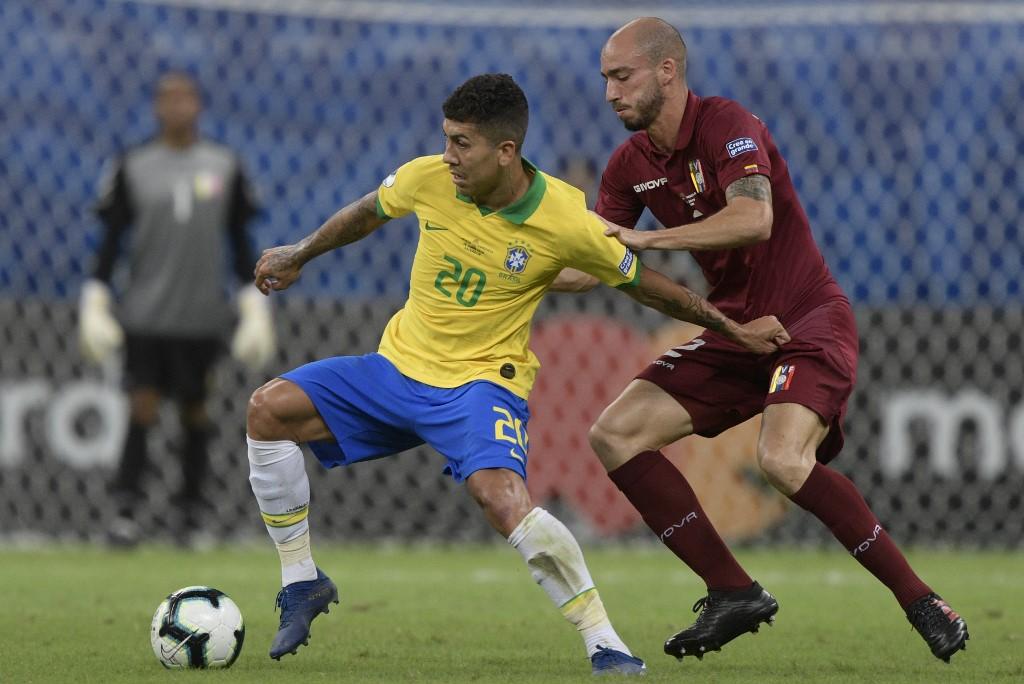 Brasil recibe a Venezuela en las eliminatorias sudamericanas