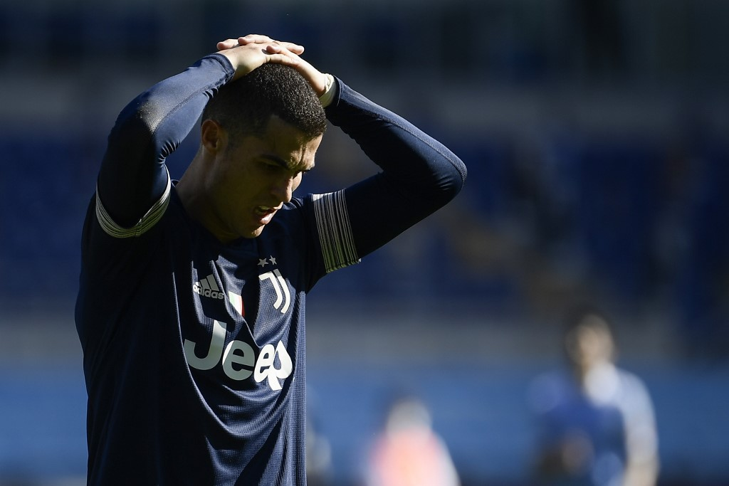 Empate de la Juve contra el Lazio