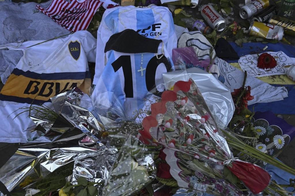 Futbol guatemalteco le hará homenaje a Maradona